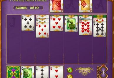 Power Solitaire – Solitario de poder