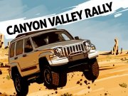 Canyon Valley Rally &#8211; Carrera en valley