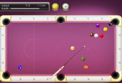 Deluxe Pool – jugar pool online