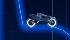 Neon Rider – un jeugo de carrera