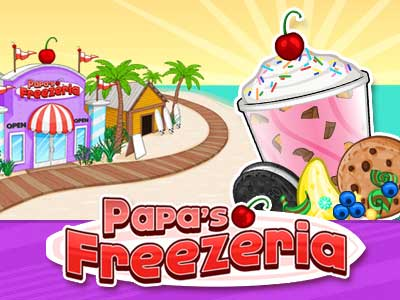 Papas Freezeria &#8211; Un juego de flash