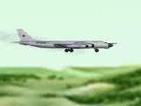 FRIV – TU 95 un Juego de avion
